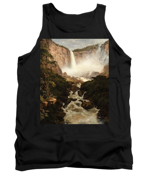 The Falls Of The Tequendama Near Bogota, New Granada Tank Top