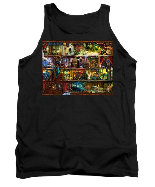 The Fantastic Voyage Tank Top