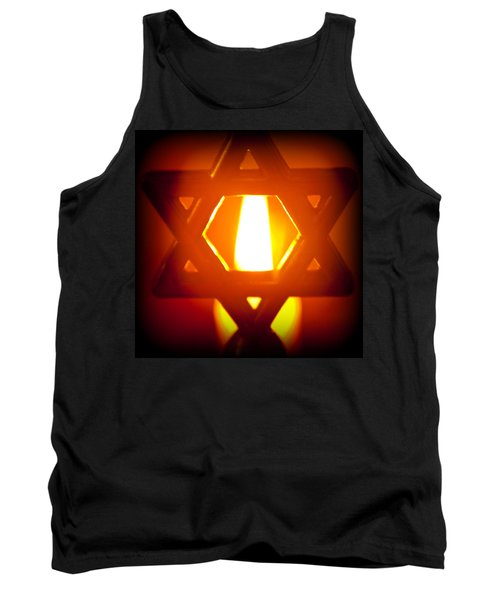 The Fire Within Tank Top by Tikvah's Hope