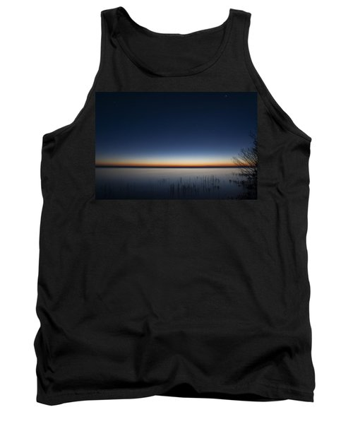 The First Light Of Dawn Tank Top