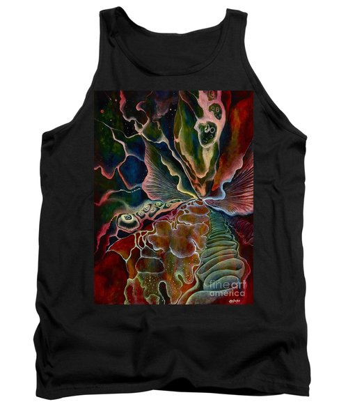 The First Sound Tank Top