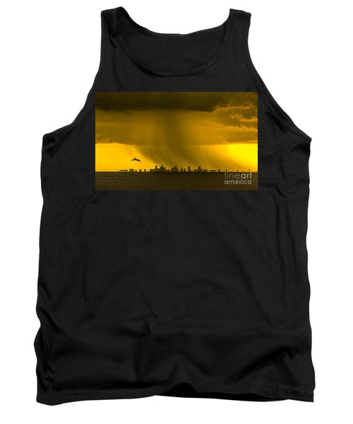 The Floating City  Tank Top by Marvin Spates