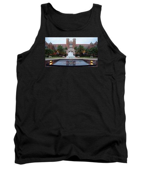 The Florida State University Tank Top by Paul  Wilford