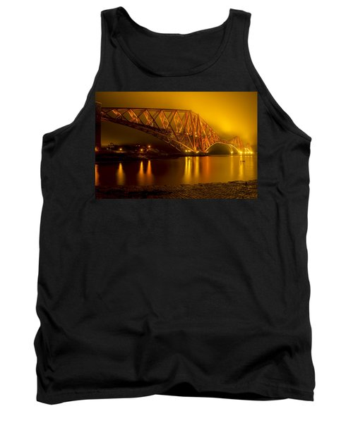 The Forth Bridge From North Queensferry Tank Top
