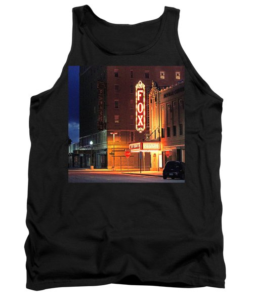 The Fox After The Show 2 Tank Top