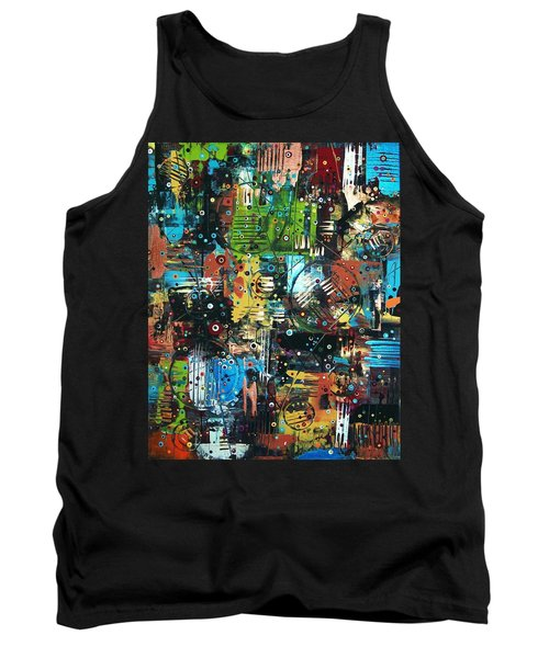 The Games People Play Tank Top