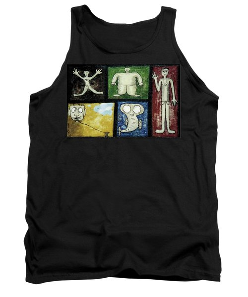 The Gang Of Five Tank Top