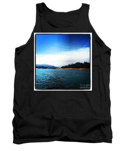 Tank Top featuring the photograph The Getaway by Luther Fine Art