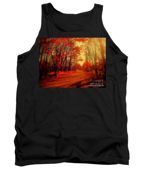 The Ginger Path Tank Top