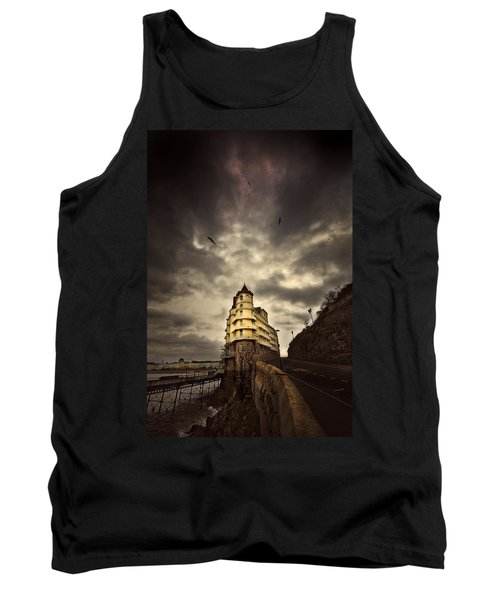 Tank Top featuring the photograph The Grand by Meirion Matthias