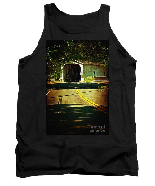 The Green Sergeants Covered Bridge Tank Top