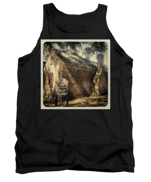 The Gullah Theater At Boone Hall Tank Top