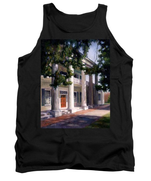 The Hermitage Tank Top by Janet King