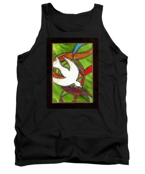 The Holy Spirit Tank Top