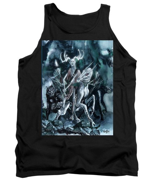 The Horned King Tank Top