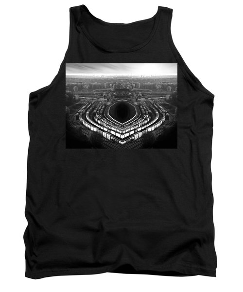 The Industrial Accident Tank Top