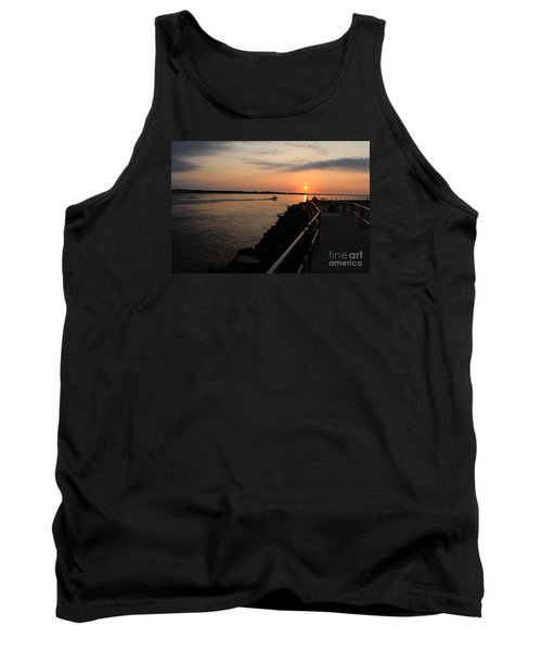 The Inlet Tank Top by David Jackson