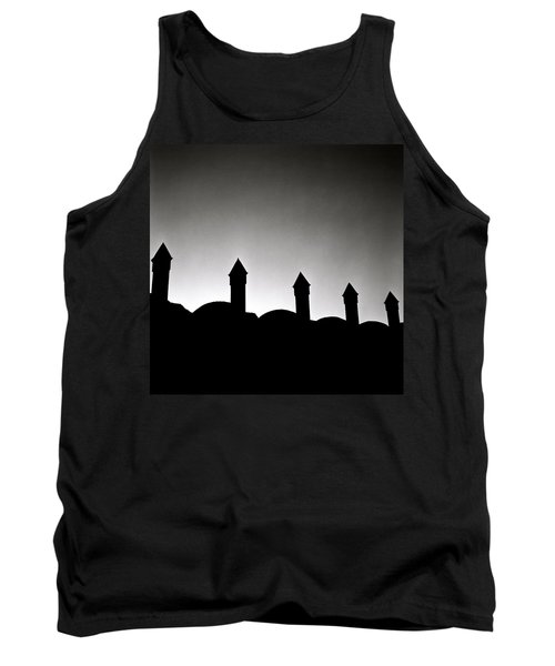 Timeless Inspiration Tank Top by Shaun Higson