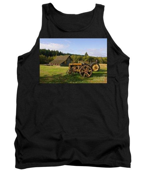 The Johnson Farm Tank Top by Sean Griffin
