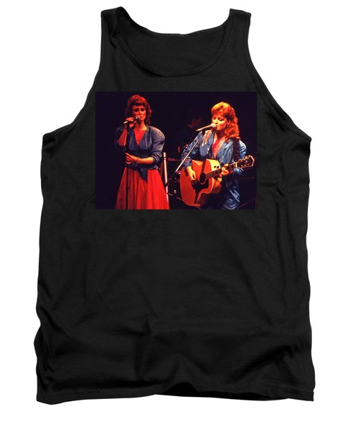 Tank Top featuring the photograph The Judds by Mike Martin