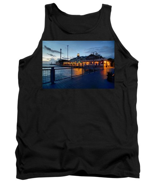 The Kemah Boardwalk Tank Top