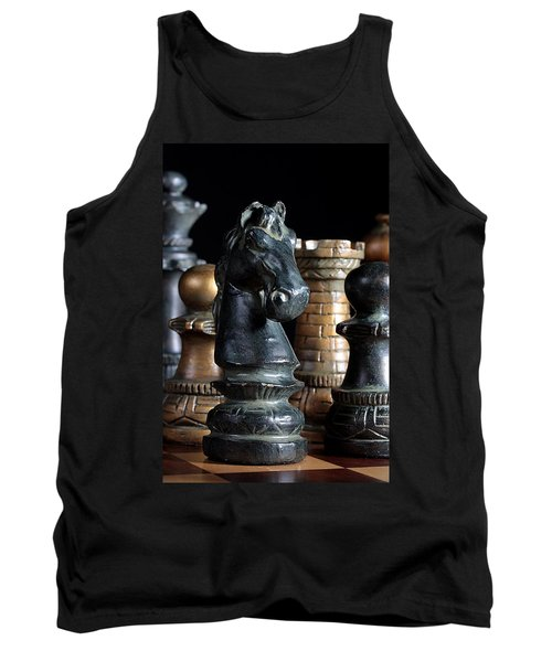 The Knights Challenge Tank Top