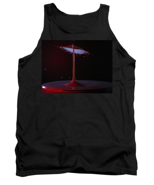 Tank Top featuring the photograph The Lamp by Kevin Desrosiers