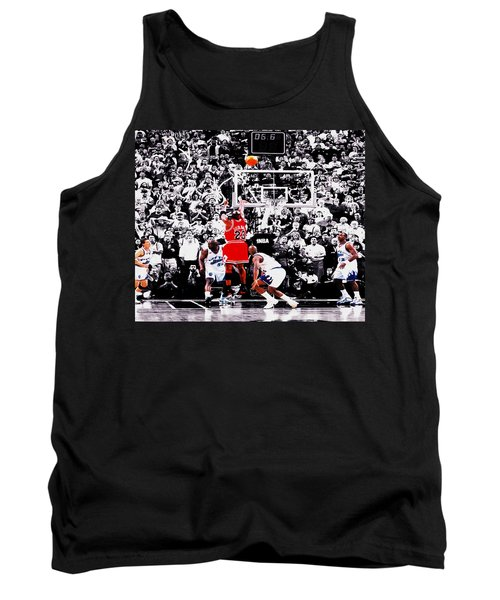The Last Shot Tank Top