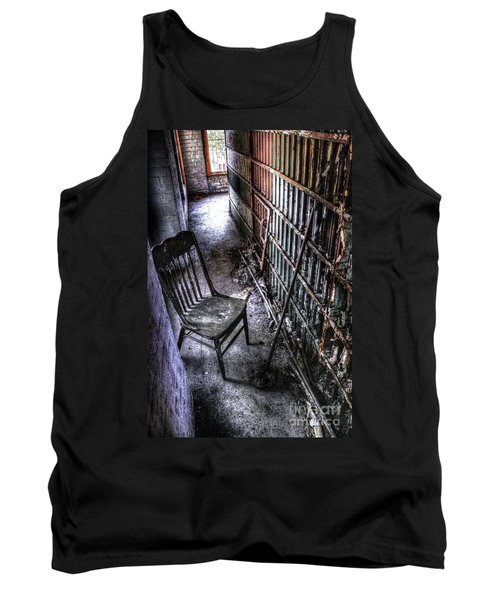 The Last Visitor Tank Top