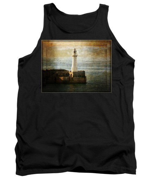 The Lighthouse Tank Top by Lucinda Walter