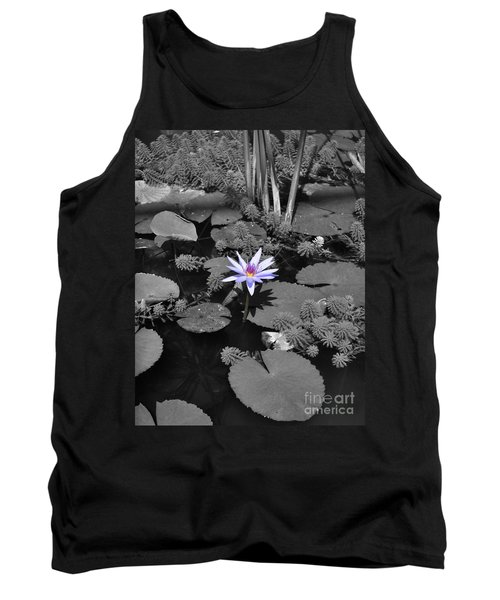 The Lone Flower Tank Top