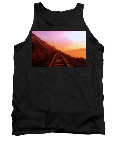 The Long Walk To No Where  Tank Top