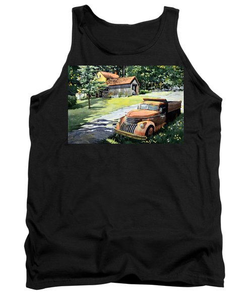 The Lost Ones Tank Top