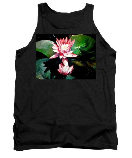 The Lotus Tank Top