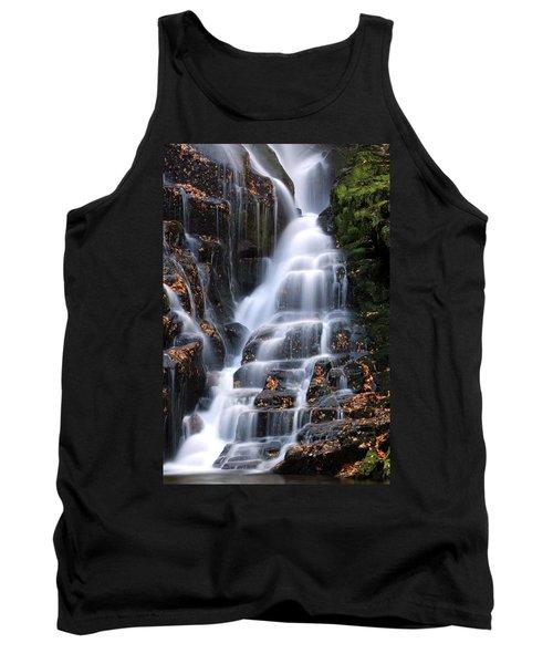 The Magic Of Waterfalls Tank Top