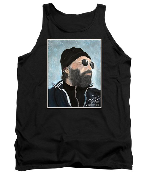 The Man Who Stole My Heart.. Tank Top
