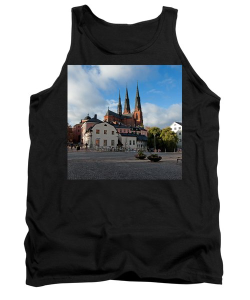 The Medieval Uppsala Tank Top by Torbjorn Swenelius