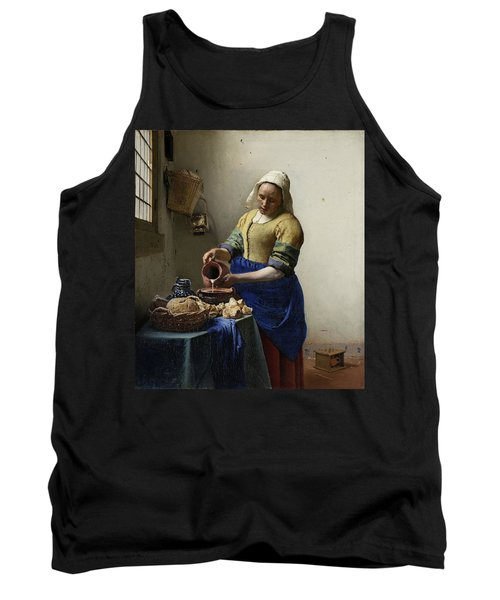 The Milkmaid Tank Top