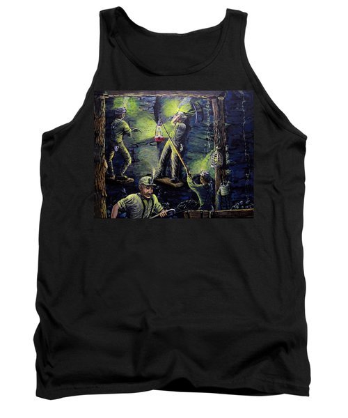 The Miners Way Tank Top