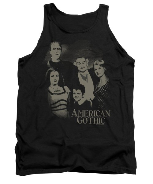 The Munsters - American Gothic Tank Top