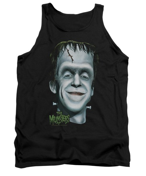 The Munsters - Herman's Head Tank Top