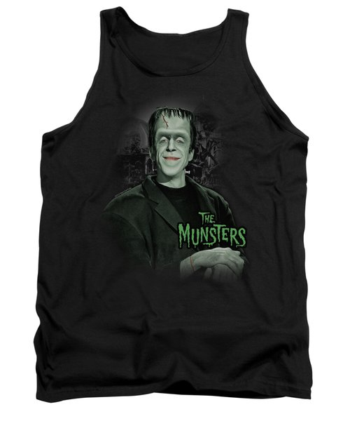 The Munsters - Man Of The House Tank Top
