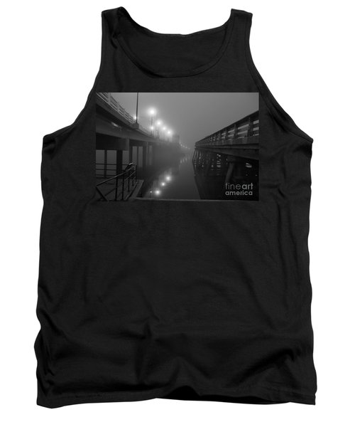 The New And Old Tank Top by Roger Becker
