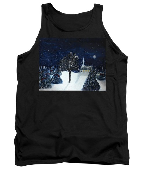 The Night Before Christmas Tank Top