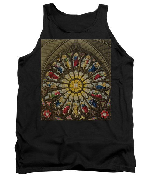 The North Window Tank Top by William Johnstone White