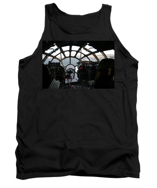 Tank Top featuring the photograph The Office by David S Reynolds