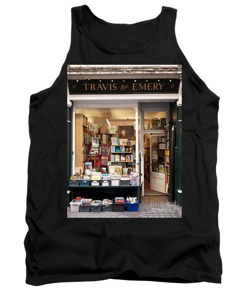The Old Bookshop Tank Top
