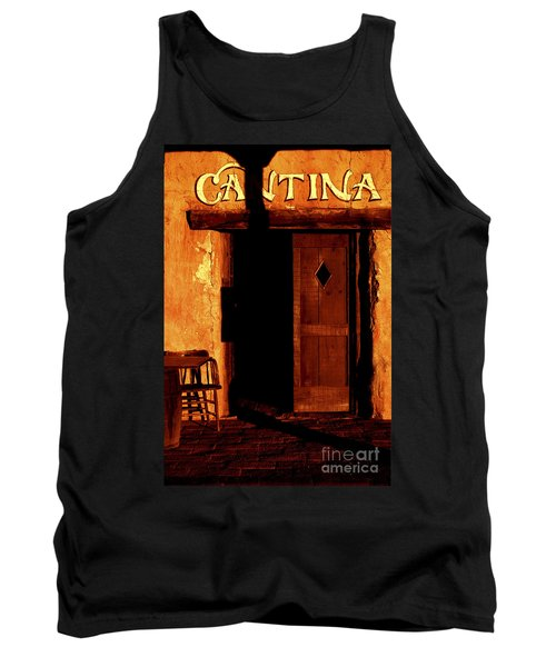 The Old Cantina Tank Top