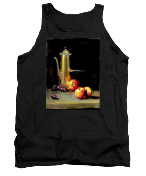 The Old Coffee Pot Tank Top
