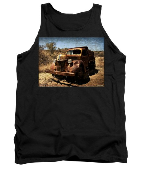 The Old Ford Tank Top